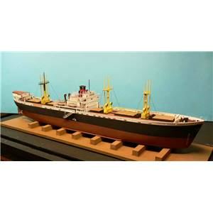 Liberty Ship civil 1/350