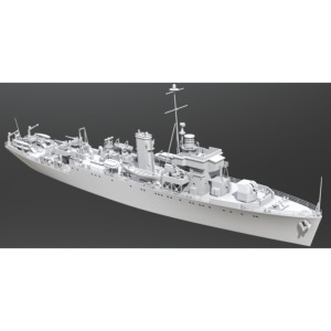 Algerine class fleet minesweeper 1/700 Starling Models